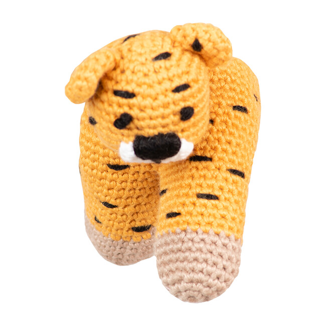 Chez the Cheetah Two Finger Puppet, Set of 2