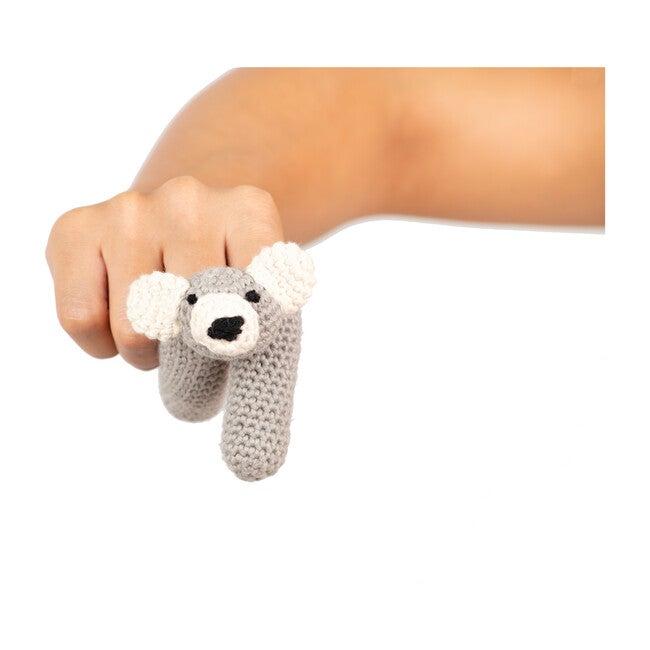 Cara the Koala Two Finger Puppet, Set of 2