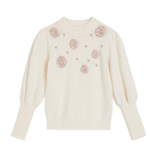 Stella Sweater, Florals