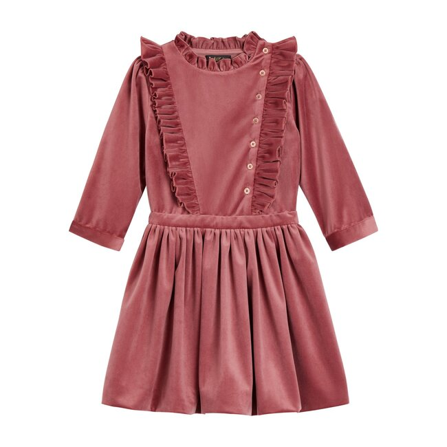 Evelyn Dress, Pink