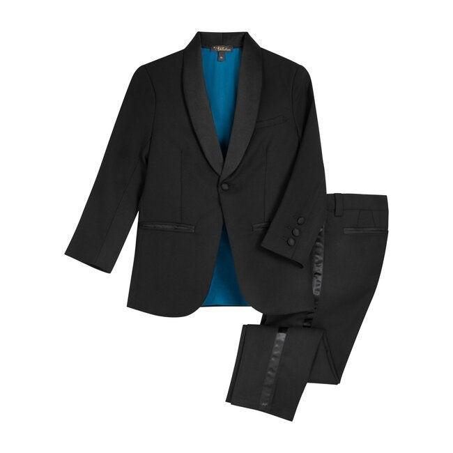 Albert Tuxedo Suit, Black