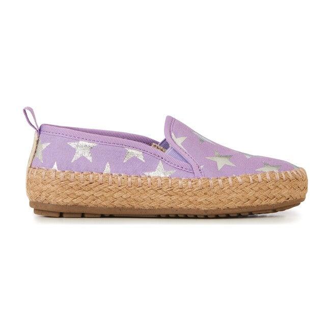 Gum Espadrille Slip-On, Starry Night Violet