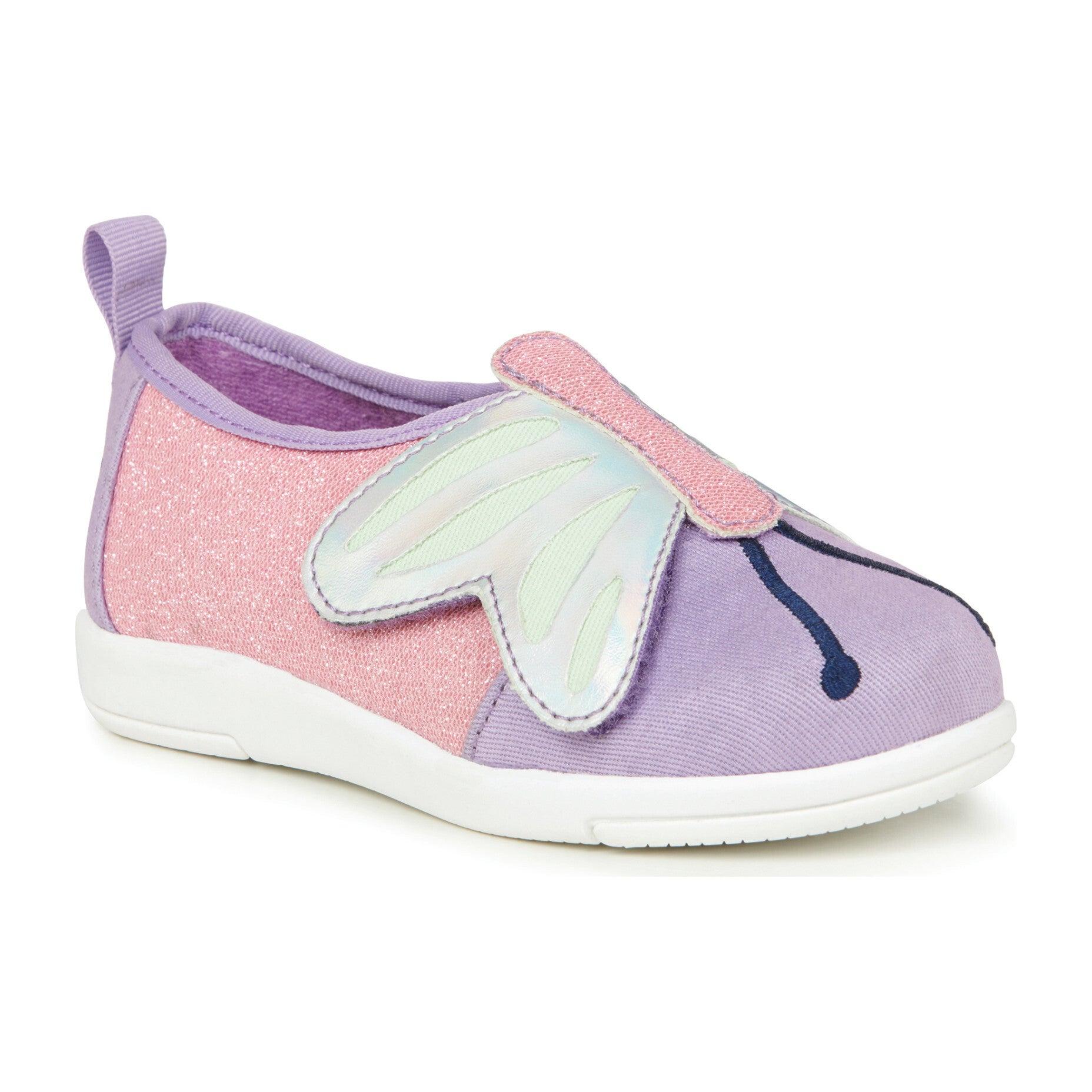 Butterfly Sneaker, Violet
