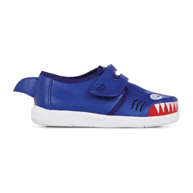 Shark Fins Sneaker, Indigo