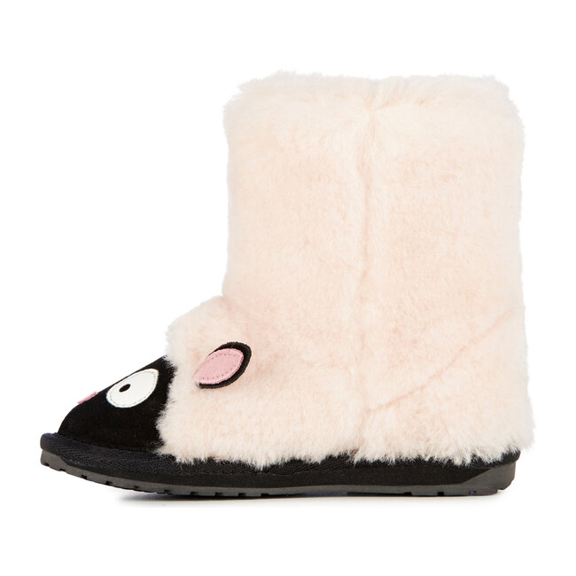 Lamb Boot, Natural