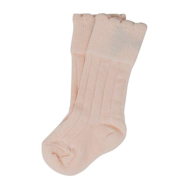 Olivia Knee High, Blush Pink
