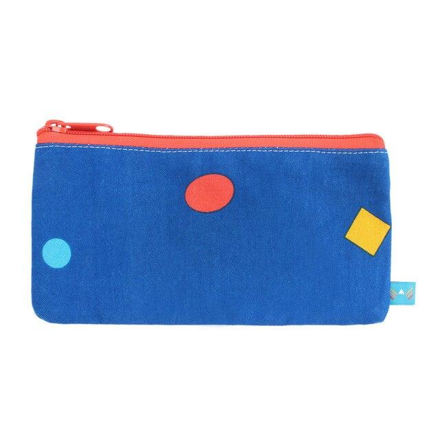 Pencil Zip Pouch, Mokuyobi Classic - Bags - 1