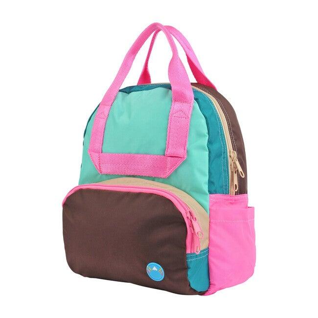 Mini Atlas Backpack, Cookie - Backpacks - 1