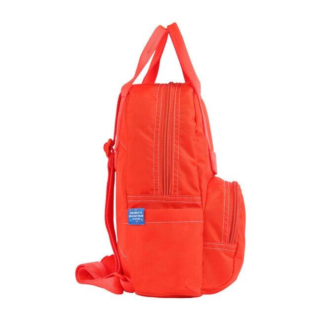 Mini Atlas Backpack, Red Orange