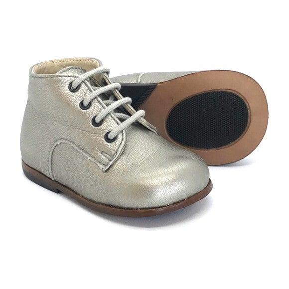 Miloto First Step Boot, Metal Acier
