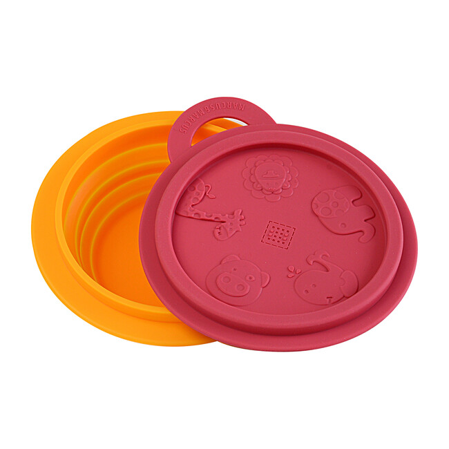 Collapsible Bowl, Marcus the Lion