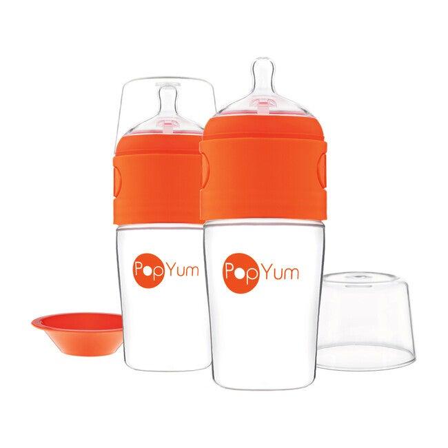 9 oz. Anti-Colic Formula Making Baby Bottle, 2-pack