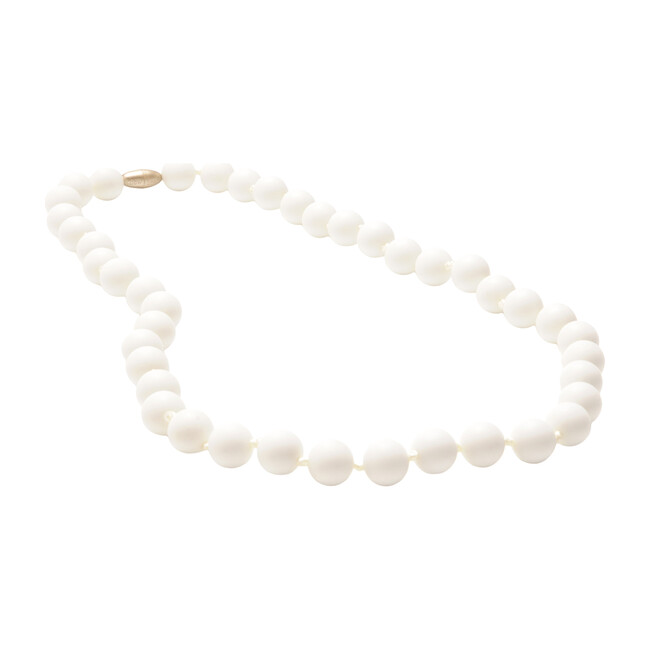 Jane Necklace, Simply White