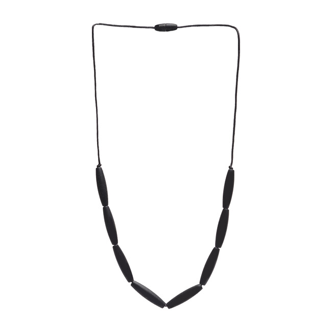 Metropolitan Necklace, Black