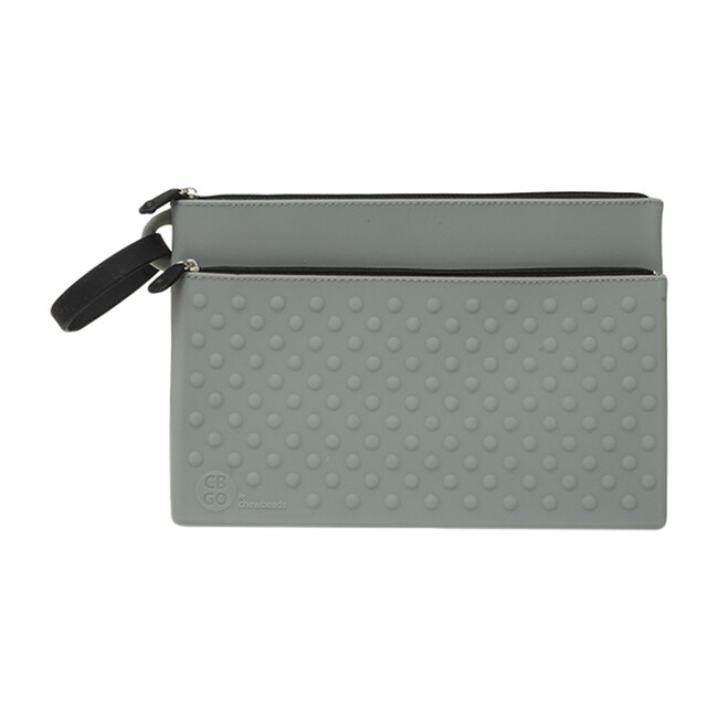 Silicone Wipes Case, Grey