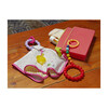 Silicone Wipes Case, Bright Pink - Teethers - 4