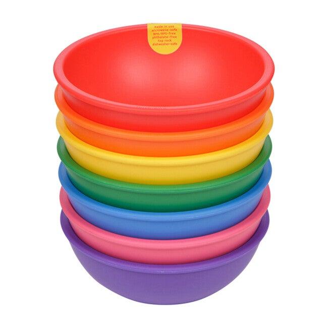 7-Bowl Set: Rainbow Assortment