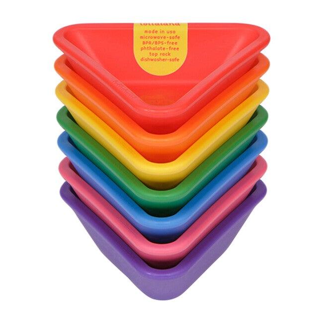 7-Dipping Cup Set: Rainbow Assortment