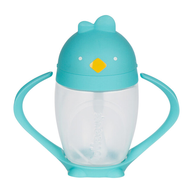 Lollacup, Turquoise - Sippy Cups - 1