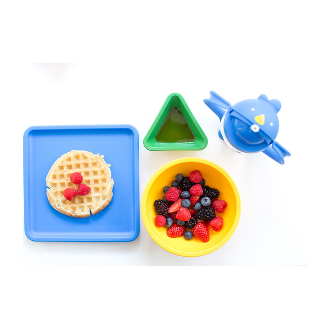 Mealtime Set, Blue Multi