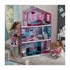 Breanna Wooden Dollhouse for 18-Inch Dolls - Dollhouses - 2