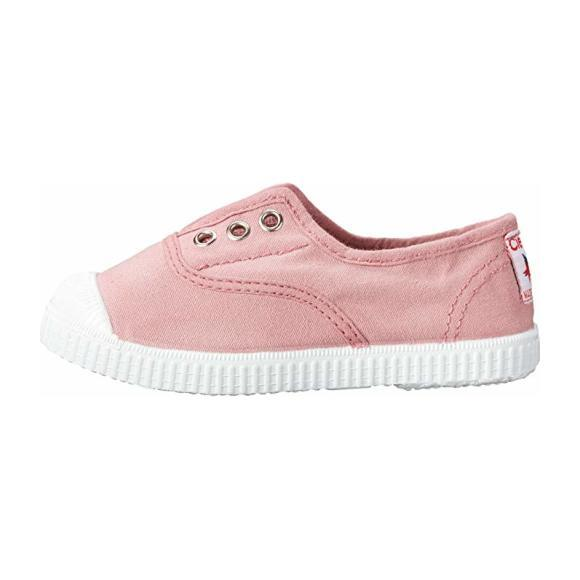 Canvas Slip On, Rose