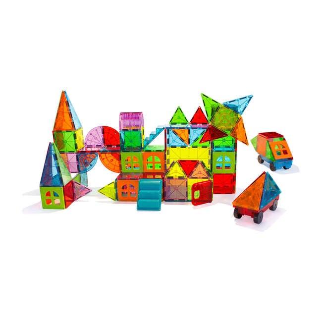 Magna-Tiles Metropolis 110-Piece Set - STEM Toys - 1