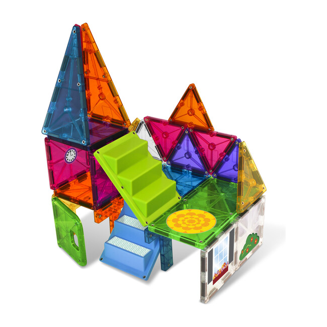 Magna-Tiles House 28-Piece Set