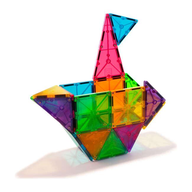Magna-Tiles Clear Colors 32-Piece Set