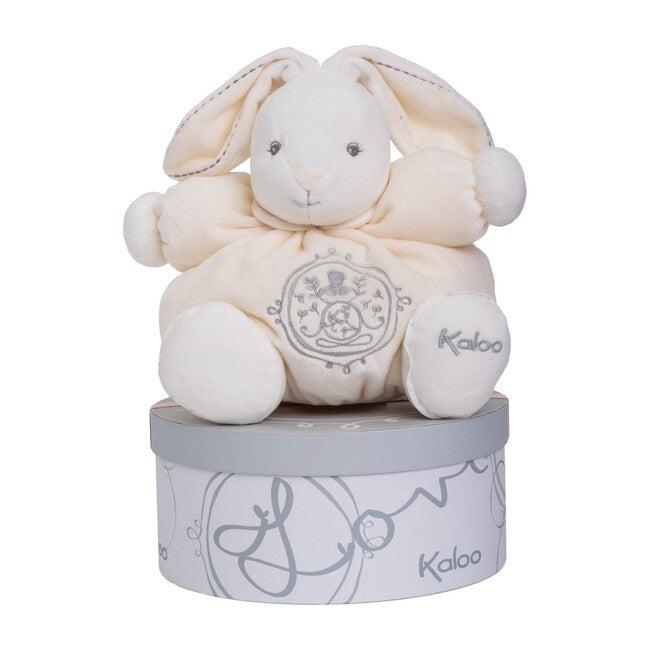 Medium Perle Chubby Rabbit, Crème