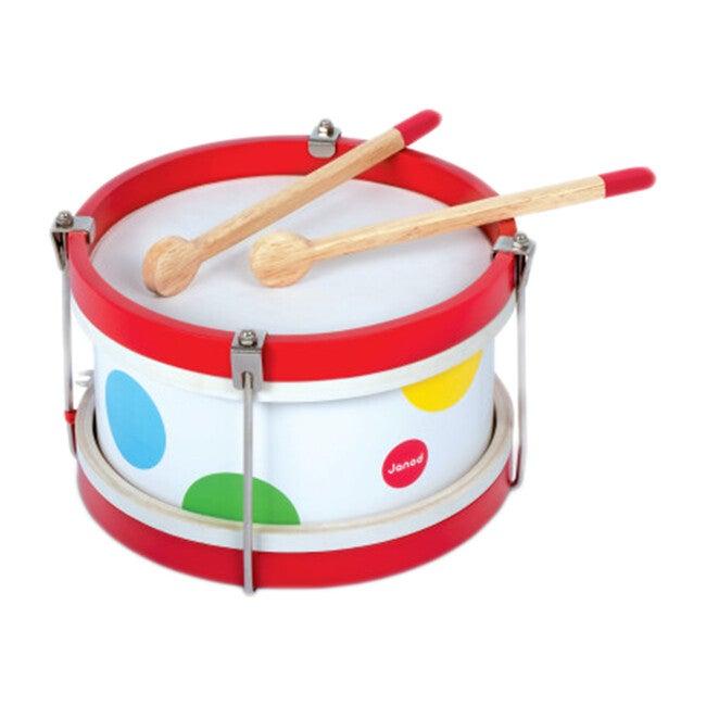 Confetti Wooden Drum
