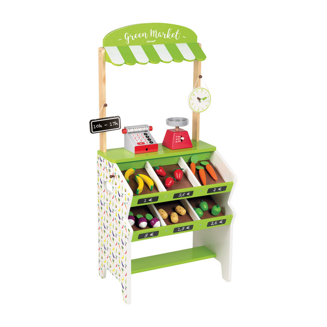 Green Market Grocery - Play Kitchens - 1