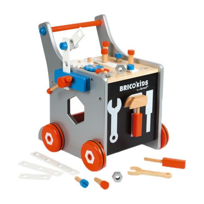 Magnetic DIY Trolley