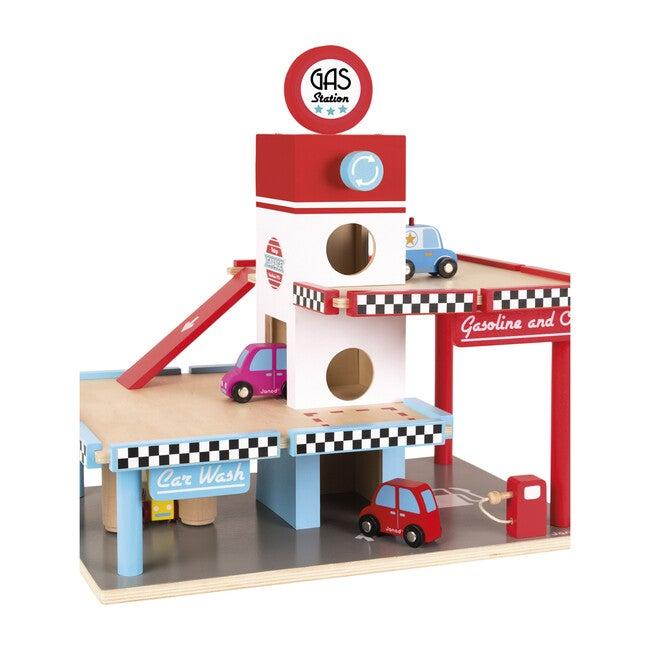 Service Station Garage