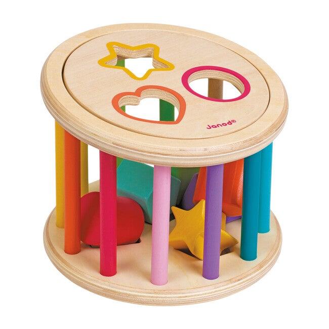 I Wood Shaper Sorter Drum