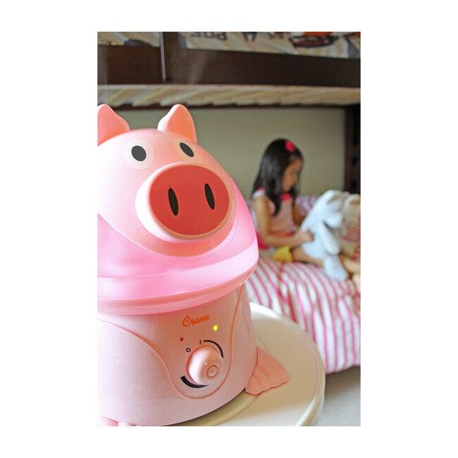 Adorable Pig Ultrasonic Humidifier