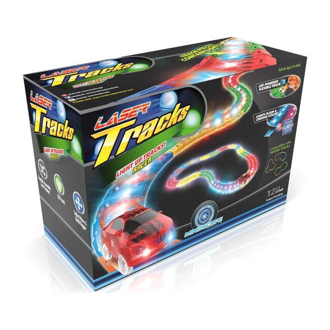 Laser Twister Tracks, LED