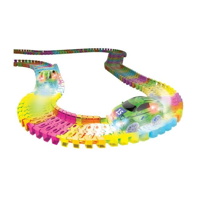 Neon Glow Twister Tracks, Race Series