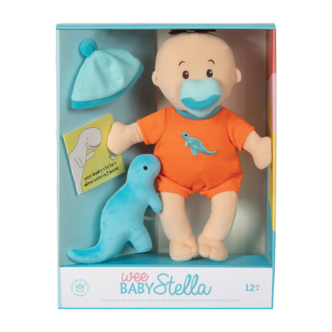 Wee Baby Tiny Dino Set
