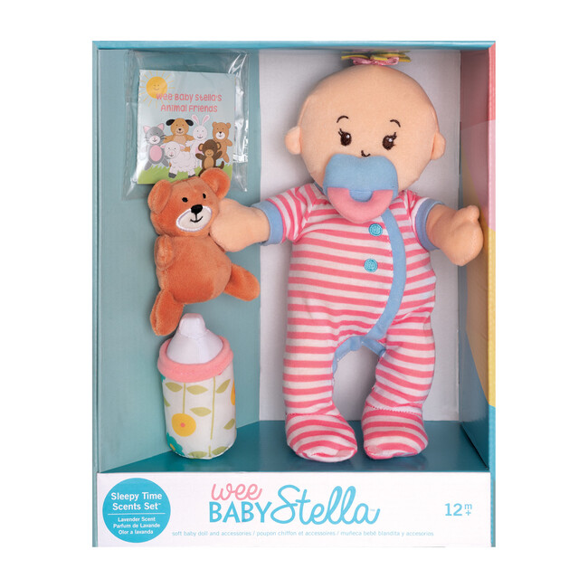 Wee Baby Stella, Peach Sleepy Time Scents