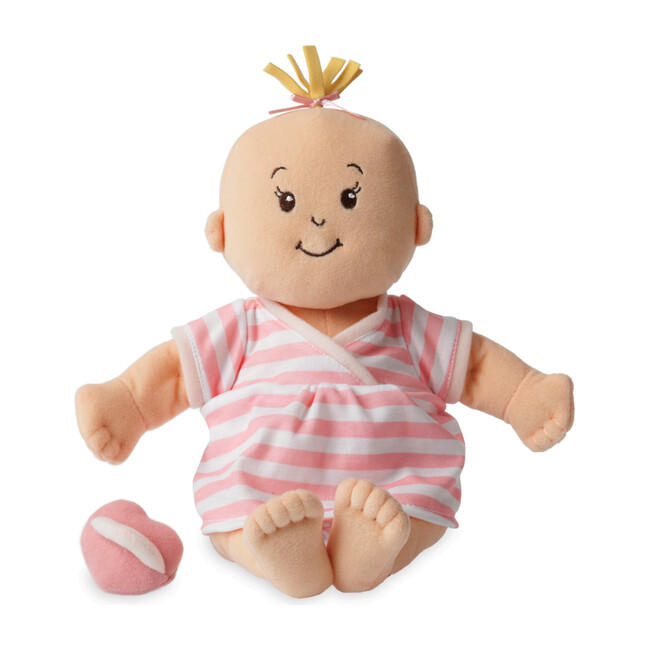 Baby Stella Doll, Peach with Blonde Hair