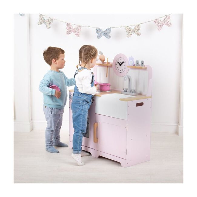 Country Kitchen, Pink
