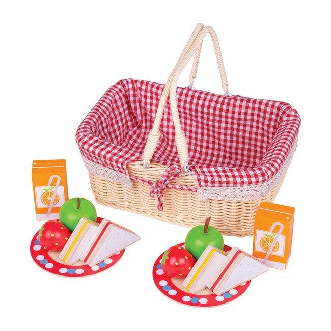 Picnic Basket - Play Food - 1