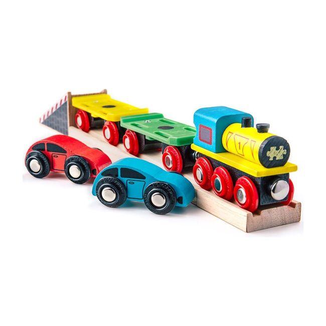 Rail Car Loader