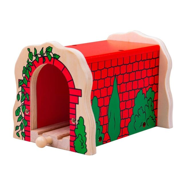 Brick Tunnel, Red