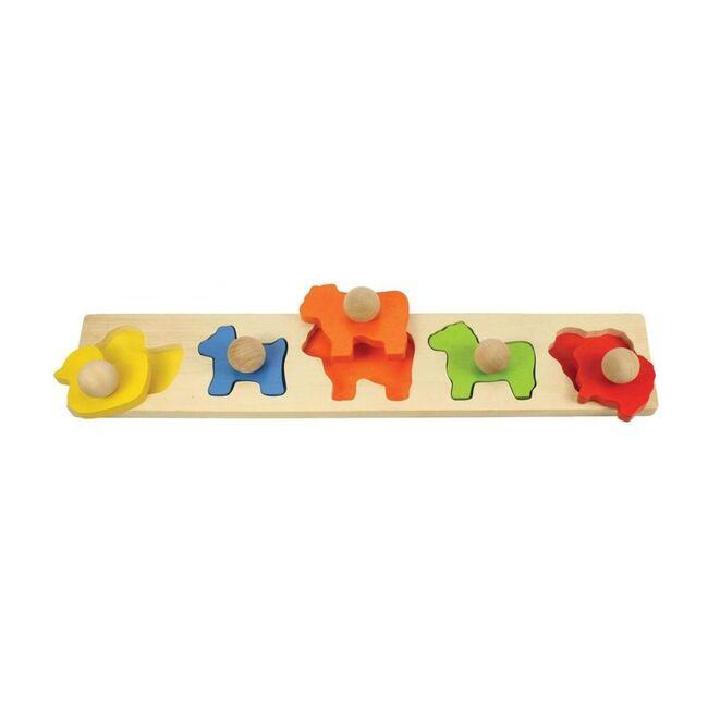 Animal Matching Board