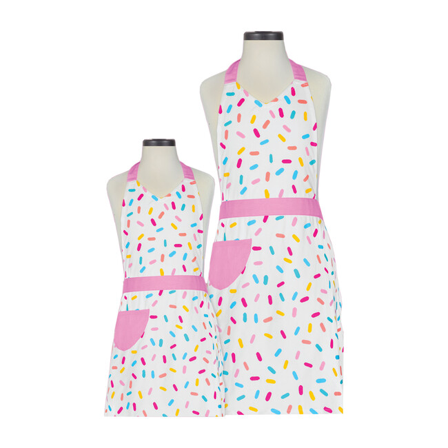 Sprinkles Parent and Child Apron Boxed Set