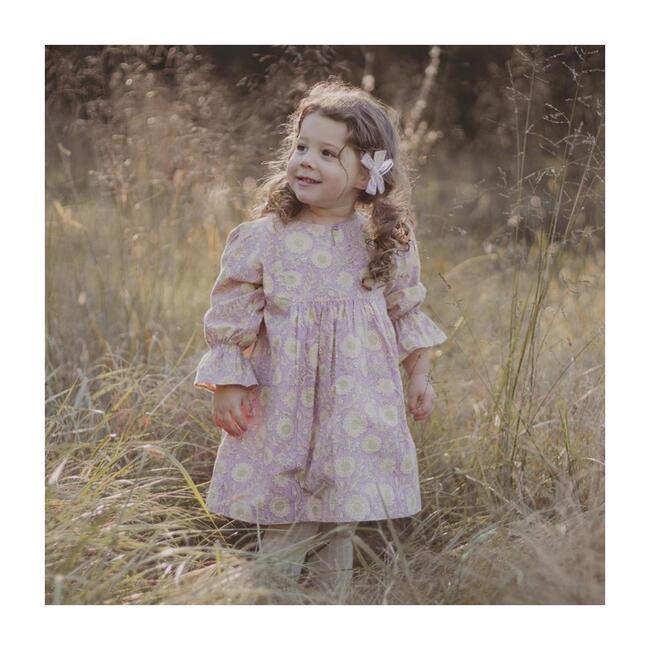 Belle Dress, Lavender