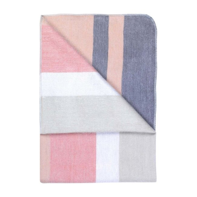 Alpaca Throw Blanket, Apricot