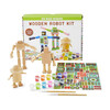 Wooden Robots Kit - Arts & Crafts - 1 - thumbnail
